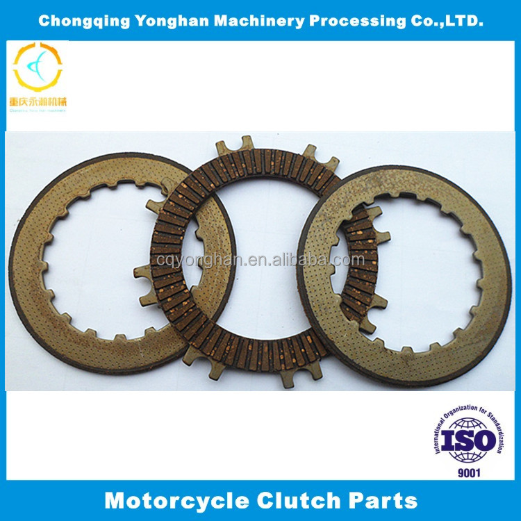 CD90 Good Sale Motorcycle Clutch Rubber Base Disc For Three Wheels