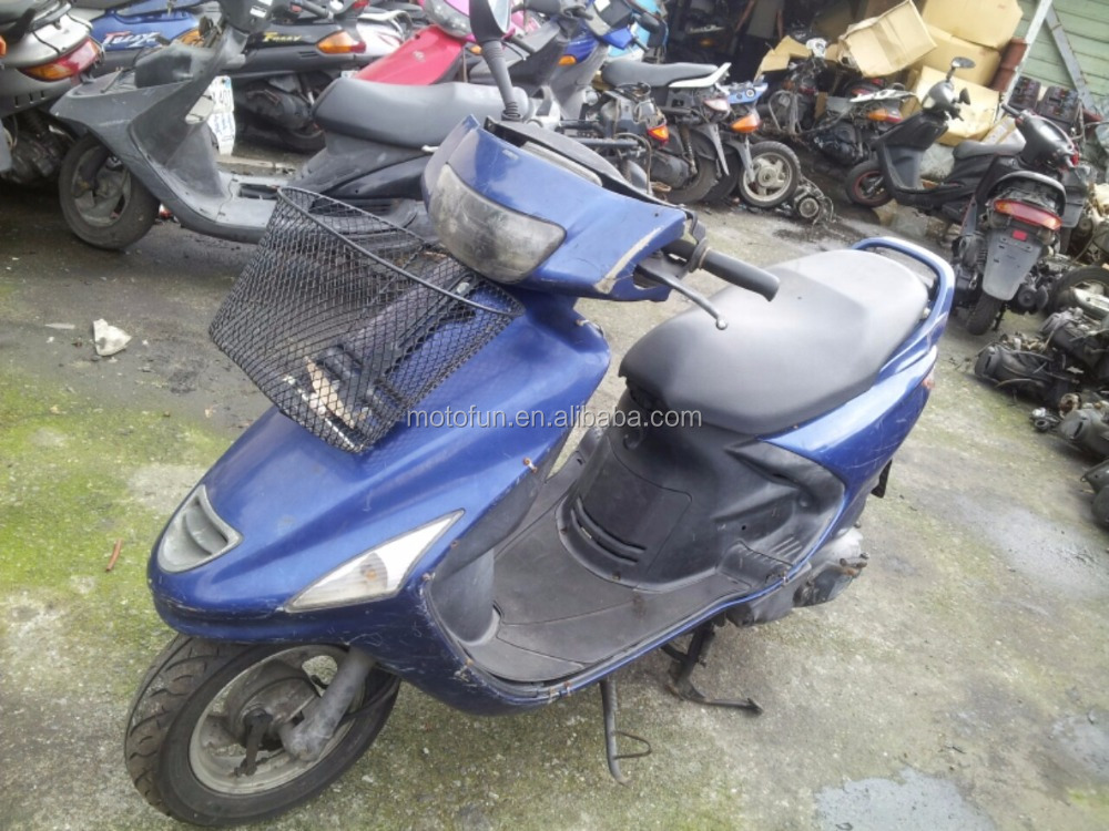 Motofun 125cc USED SCOOTER/USED MOTORCYCLE refitted repaired factory export