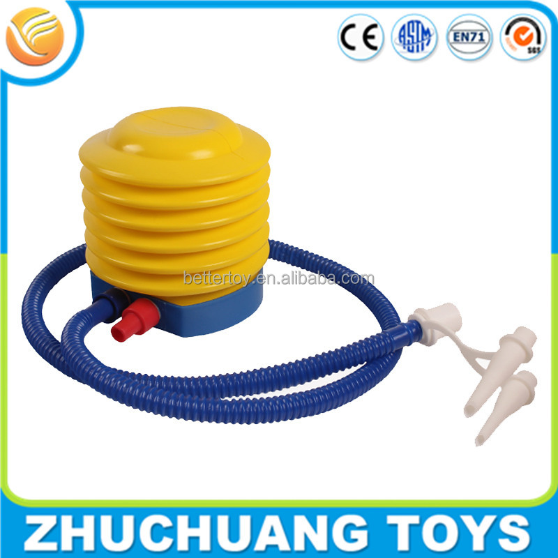 mini foot pedal vacuum air pump for inflatable balls