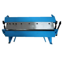 W-610 Hand Pan and Box Brake Bending Folder Machine