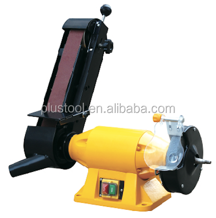 520W Bench and Belt Grinder