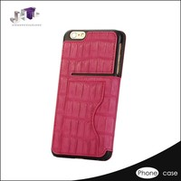 New design flip book style leather case for mobile phone