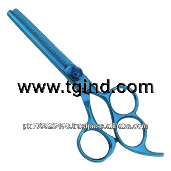Professional 3 Ring Hair Cutting Thinning Scissor
