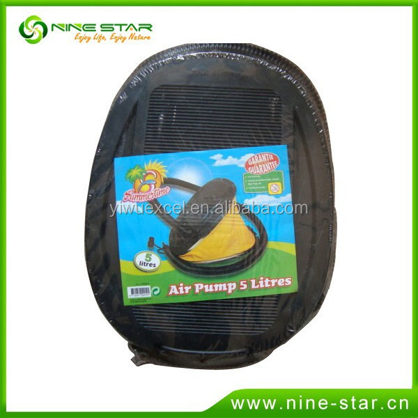 Wholesale inflatable foot pump