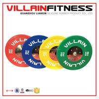 Brand Name barbell Olympic weightlifting equipment Competition bar and Competition plate