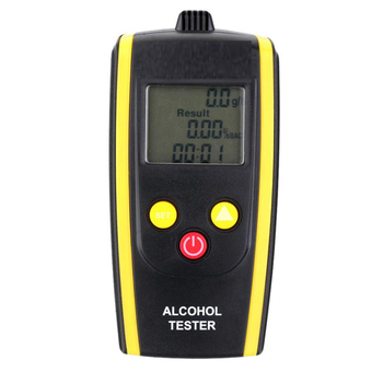 Useful Portable Digital Alcohol Tester Meter Detector Breathalyzer