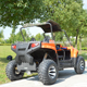 60V 1500W 2000W 3000W hub motor electric UTV utility vehicle for farm