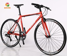 China factory customized 700c 27.5 inch hybrid bicycle road bike with disc brake