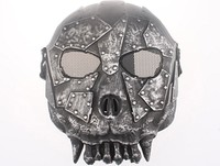 New Design wholesale party masks Desert Corps Halloween Masks Death The Treasure Hunter Mask
