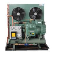 Refrigeration split air conditioner condenser unit