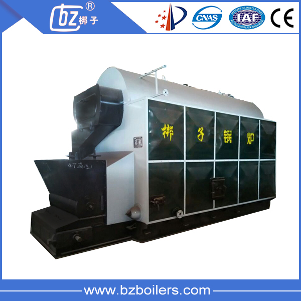 Refractory cement boiler suit steam boiler for dry cleaning machine price