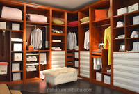 High quality wooden bedroom wardrobe with wardrobe inside design