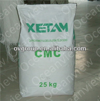Sodium Carboxymethyl Cellulose for oil drilling