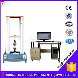 Tensile And Elongation Testing Instrument For Rubber And Plastic Material
