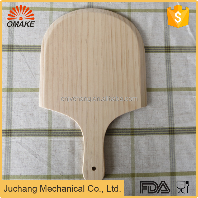 12 inch The Pizza Peel, Wooden Pizza Pan, Pizza Spade