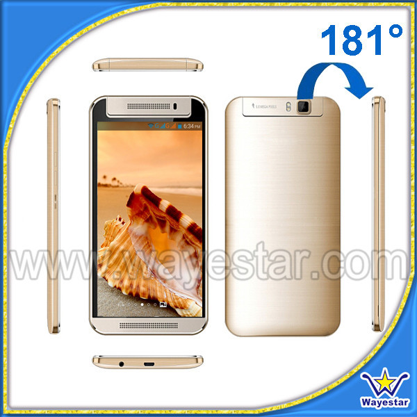 2016 New 6 inch big touch screen mobile phone cheap 3g smart phone