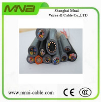 High strength and fatigue resistance nitrile PVC compound Low temperature cold cable to 40 degrees