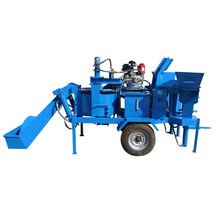 design interlocking soil brick block making machine for sale