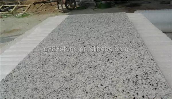 kashmir white granite price, white diamond granite slab from own factory