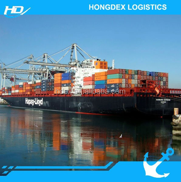 Shipping Containers Price to Chennai from China Huangpu