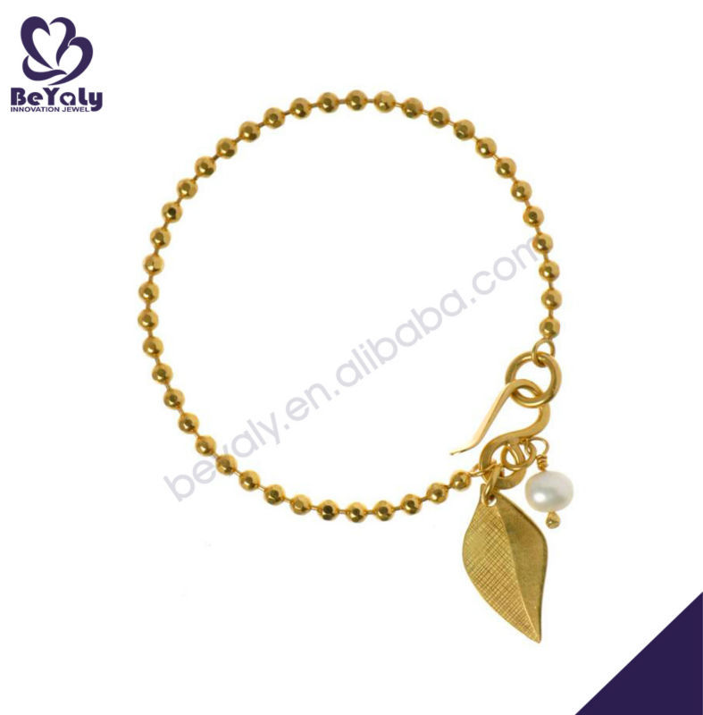 Dignified 2014 promotional silver egyptian gold bracelets