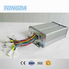 silvery with ALU casing electric tricycle drive controller 60v 1000w