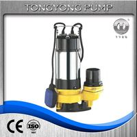 sewage mechanical seal chemical resistant 5hp pump submersible pumps