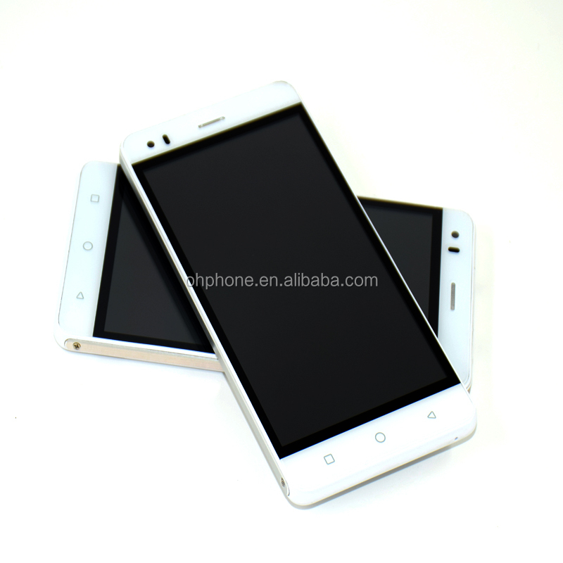 New 5.0 Inch spreadrum 7731 Quad core android 4.2.2 dual camera shenzhen 3G Custom mobile Phone