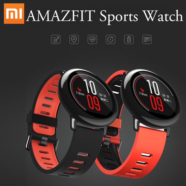 China Supplier Amazfit Custom bluetooth sports gps korea smart watch