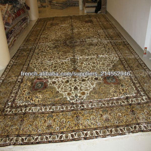 tapis de la belgique grandes tailles main tapis persan en soie pour votre salon tapis id de. Black Bedroom Furniture Sets. Home Design Ideas