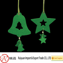 China wholesale high quality best price felt christmas tree decoration