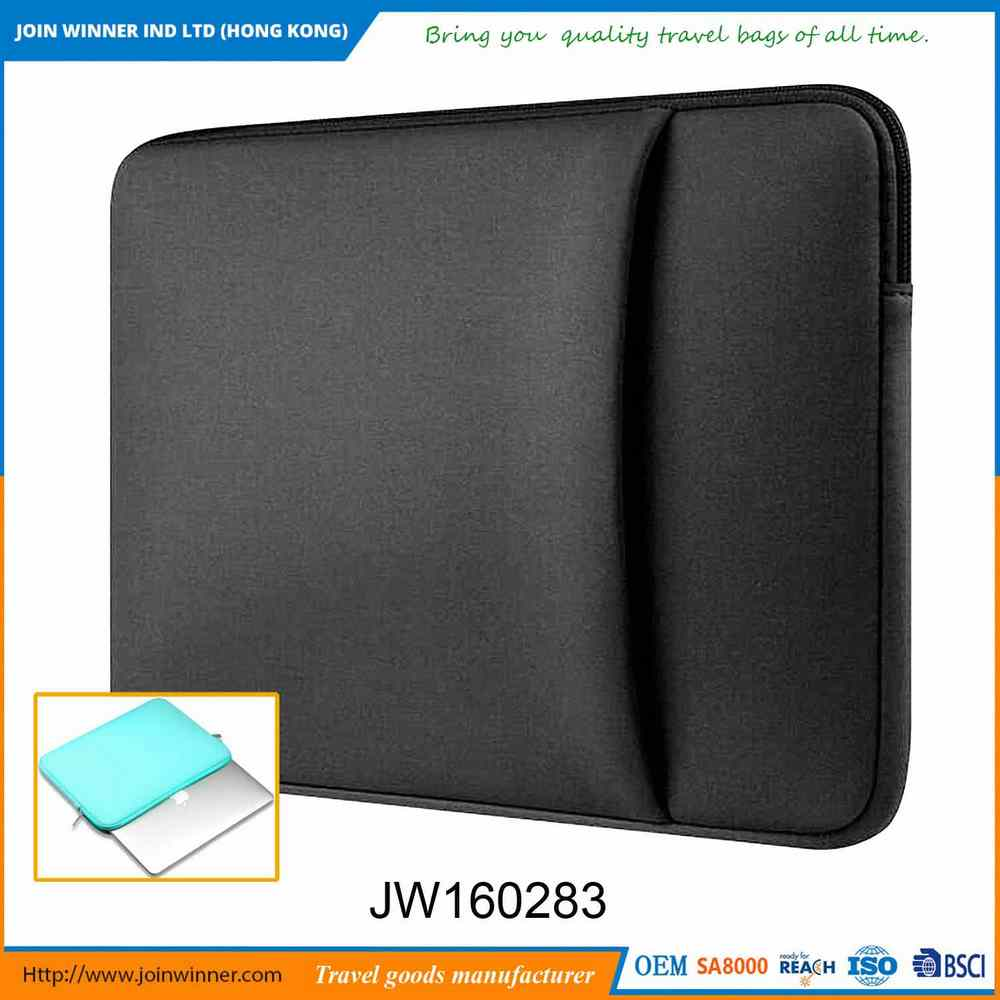 Customized Micro Low Price Neoprene 15.6 Laptop Sleeve By Chinese Supplier