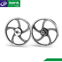 Front and Rear Wheel Motorcycle 17 inch Alloy Wheel Rim for DY100
