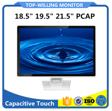 "Hot 21.5"" 1920x1080 LED IPS Capacitive Multi-touch Screen Monitor 10-points Touch"