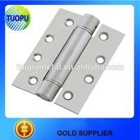 SS 304 spring door hinges, SS self closed spring door hinges