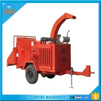 CE approved wood recycling machine | wood crusher | hammer crusher