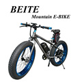 45 - 60 km Range per Power and Aluminum Alloy Frame Materia /Electric Bike