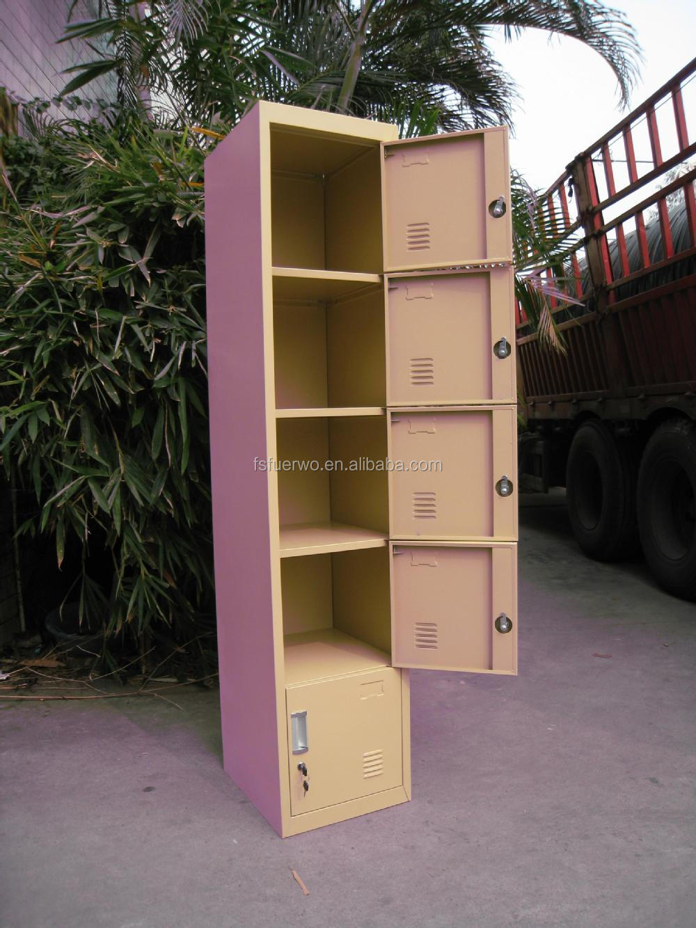 Shunde wholesale cheap bench metal clothing sports lockers