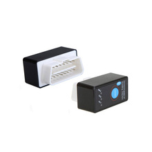 Super Mini Bluetooth ELM327 ELM 327 OBD2 obd ii CAN-BUS Diagnostic Car Scanner Tool with Switch Works on Symbian Windows