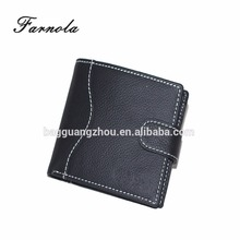 Hot selling italian leather men wallet smart leather purse for men