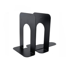 OEM hot selling laser cut iron bookends,metal baffle plate