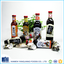 Delicious seasonings & condiments fish sauce ,oyster sauce and abalone sauce