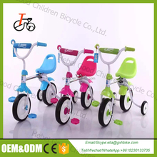 Hot sale Tricycle passed CE Baby cheap tricycle/smart children tricycle/kids trike for sample