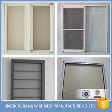aluminum window frame mosquito netting/fly screen window