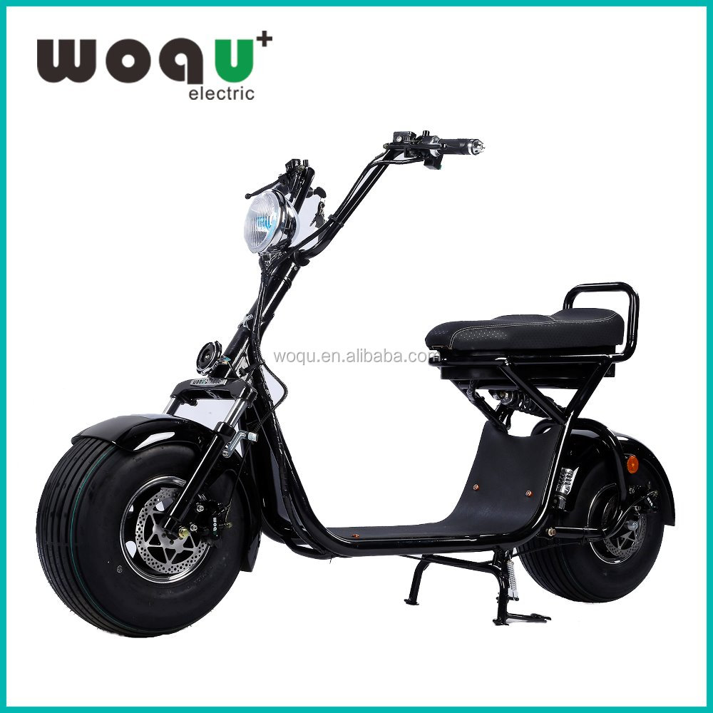 2017 New Arrival 800W 48V12AH 2 seat harley electric bike