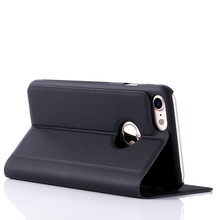 For iPhone 7 Leather Case, Luxury Wallet High-grade Leather Phone Case For iPhone7/7Plus