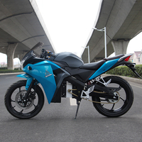 Direct factory from china used high power electric motorcycle for adults
