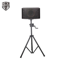 New Promotion hand crank holds crank metal tripod height adjustable steel speaker stand of SP-22