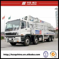 Japanese 4x4 mini trucks,Daewoo concrete pump truck,Mini concrete pump truck