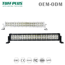 Wholesale price dual rows 20 inch 120w led offroad light bar for trucks